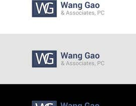 #133 for Design a Logo for Wang Gao & Associates, PC. by web360degrees