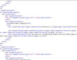 #6 for Convert a Template to a Website by phantham