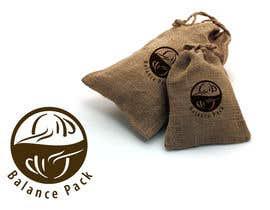 Nro 1 kilpailuun Packaging design for burlap bag käyttäjältä rcoco