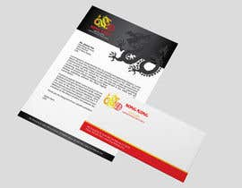 flechero tarafından Design letterhead / envolope & HTML signature için no 34