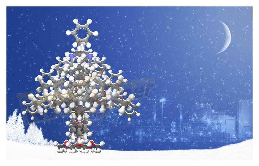 Kilpailutyö #18 kilpailussa Design Business Christmas cards