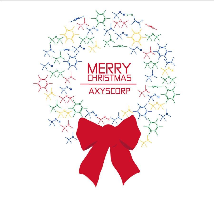 Kilpailutyö #12 kilpailussa Design Business Christmas cards