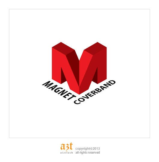 #31 for Design a logo for a music Band ( Covergroup ) by aizitech