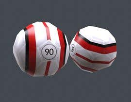 #3 for Low Poly Football/Soccer Ball by Pidiong