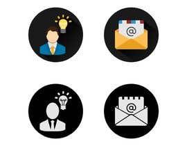 shaggyshiva tarafından Design 4 Icons for our Contact us page için no 19