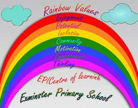 marko2853 tarafından Rainbow design for UK school için no 9