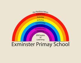 oshosagar tarafından Rainbow design for UK school için no 3