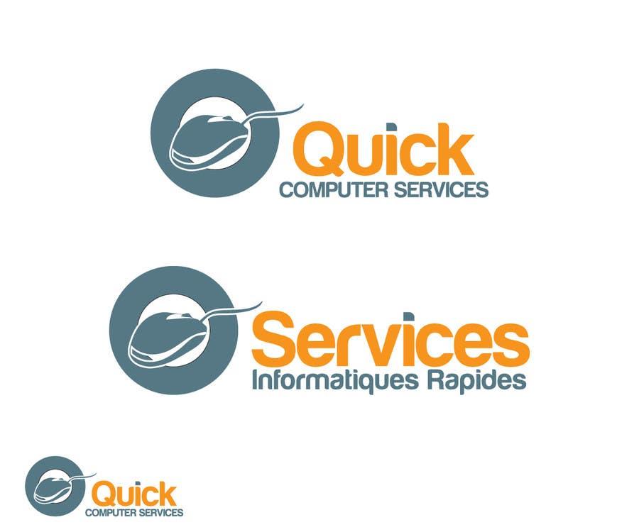 Proposition n°5 du concours Design a Logo for Quick Computer Services