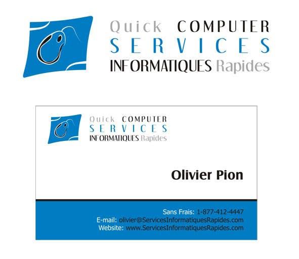 Proposition n°14 du concours Design a Logo for Quick Computer Services