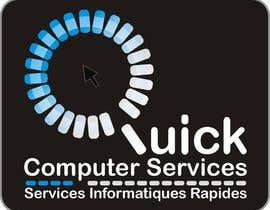 nº 18 pour Design a Logo for Quick Computer Services par AnnelleWestley