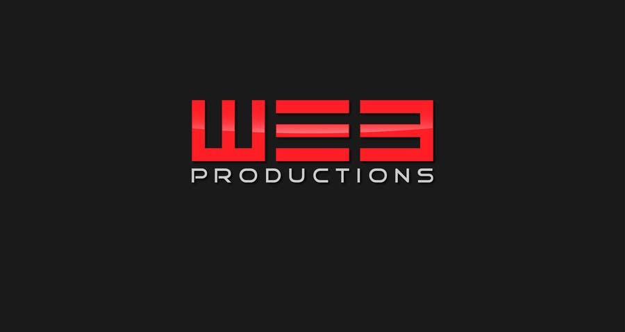 Penyertaan Peraduan #20 untuk Design a Logo for WE3 Productions