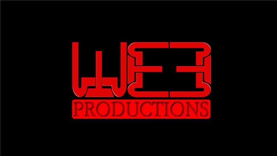 Penyertaan Peraduan #31 untuk Design a Logo for WE3 Productions