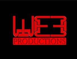 nº 31 pour Design a Logo for WE3 Productions par HillsArt