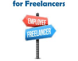 mathildearmand tarafından develop cover for my ebook The Definite Guide for Freelancers için no 1