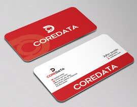 #37 for Diseñar tarjetas CoreData by elkarmani