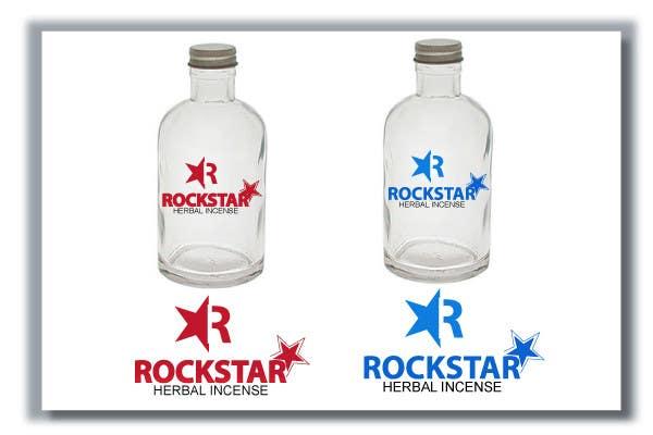 Proposition n°                                        486                                      du concours                                         Logo Design for Rockstar Herbal Incense Company