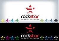 Graphic Design Inscrição do Concurso Nº445 para Logo Design for Rockstar Herbal Incense Company