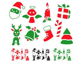 #20 cho Cute Christmas Drawings bởi hallowgraphics