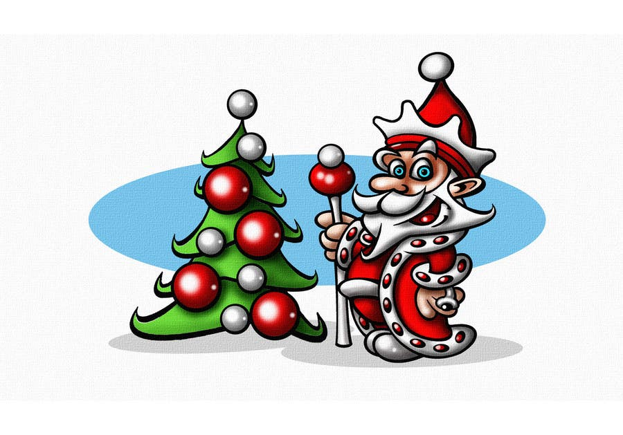 Cute Christmas Drawings.Entry 5 By Pixell For Cute Christmas Drawings Freelancer