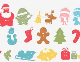 #35 cho Cute Christmas Drawings bởi VanessaVL