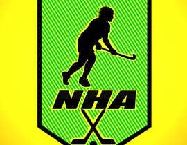 Nro 21 kilpailuun Logo Design Contest for National Hockey Academy  ( NHA ) käyttäjältä heshamelerean