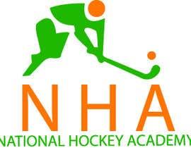 Nro 15 kilpailuun Logo Design Contest for National Hockey Academy  ( NHA ) käyttäjältä kosainshaikh