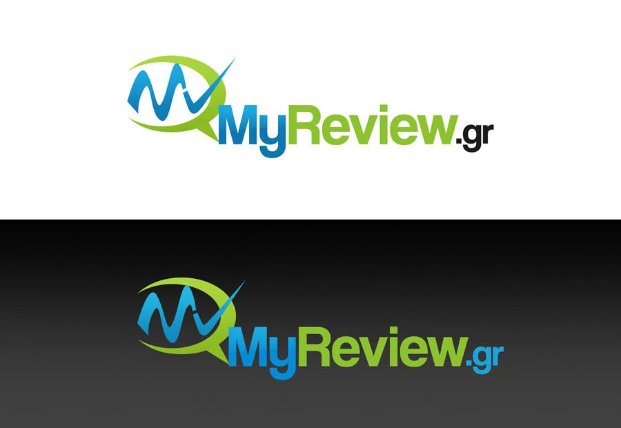 #172 for Logo Design for myreview.gr by pinky