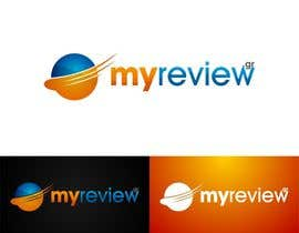 #154 para Logo Design for myreview.gr por ToniZufic