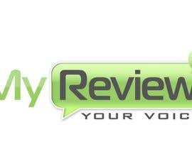 #148 para Logo Design for myreview.gr por Djdesign