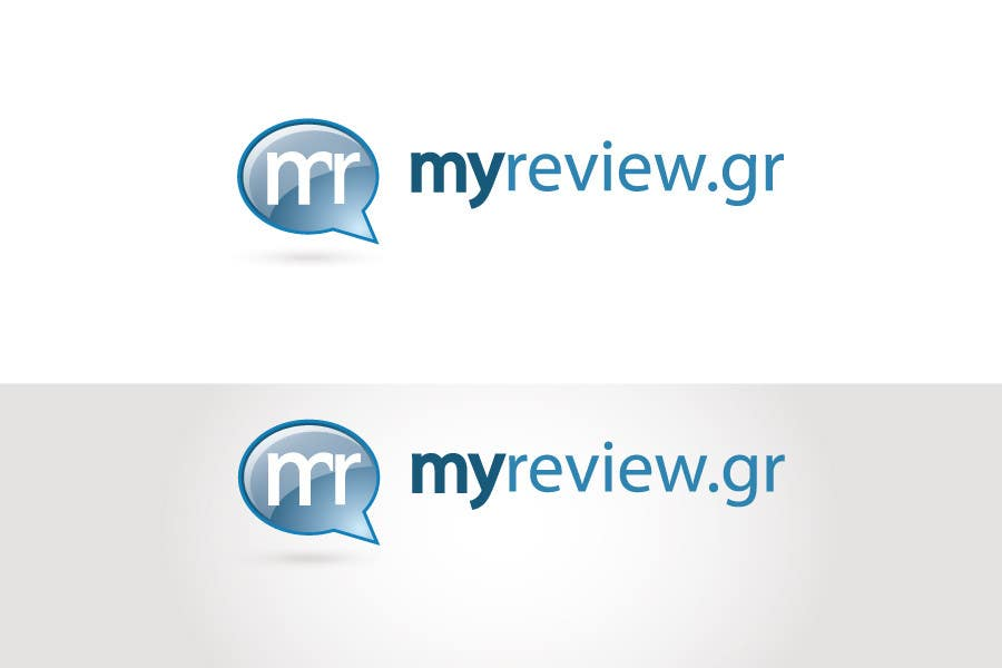 #47 for Logo Design for myreview.gr by edataworker1