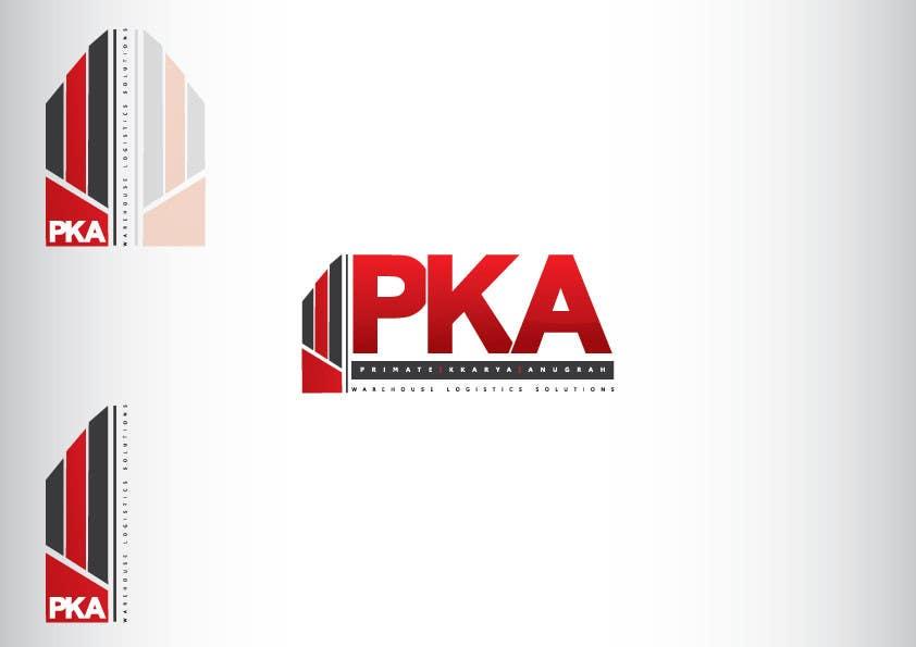 Inscrição nº 64 do Concurso para Design a Logo for PKA