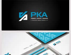 #66 for Design a Logo for PKA by saimarehan