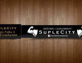 dsquarestudio tarafından Design simple shop banner için no 20