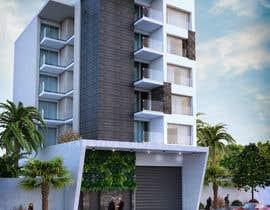 Rozairo tarafından Realistic 3D Render of a building için no 12