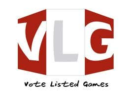 #34 para Design a Logo for VoteListedGames por ratheeshjd