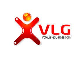 #42 for Design a Logo for VoteListedGames by taherhaider