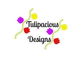 #2 for Design a Logo for Tulipacious Designs af psihomodopop