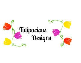 #8 for Design a Logo for Tulipacious Designs af psihomodopop