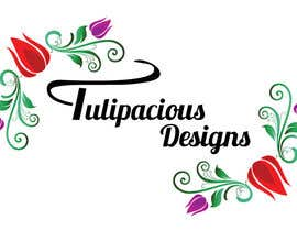 #14 for Design a Logo for Tulipacious Designs af CreativeHands1