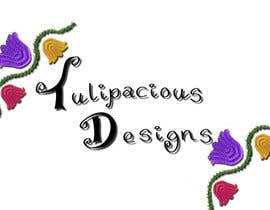 #10 for Design a Logo for Tulipacious Designs by singingsneha