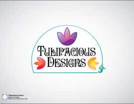 #5 for Design a Logo for Tulipacious Designs af SilverDotGD