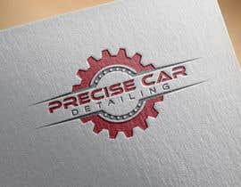 Nro 58 kilpailuun Precise Car Detailing Logo käyttäjältä raselinfo