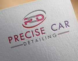 Nro 60 kilpailuun Precise Car Detailing Logo käyttäjältä malas55