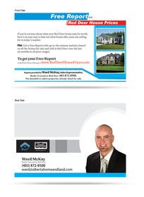 #29 for Design a Real Estate postcard by cybermaxdesign