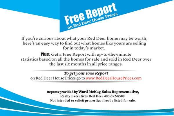 Proposition n°47 du concours Design a Real Estate postcard