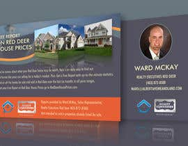 nº 55 pour Design a Real Estate postcard par ryanmahendra