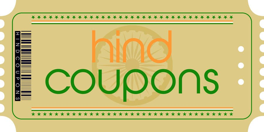 #3 for Design Logo for Hind Coupons by emzbassist07