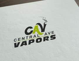 #203 for Design a Logo for an E-cig/Vapor Store - Central Ave Vapors -- 4 by BBdesignstudio