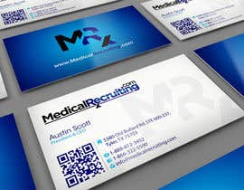 #4 para Design some high end Business Cards for Recruiting Company. por midget