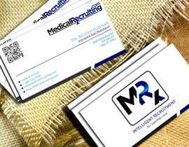 #16 untuk Design some high end Business Cards for Recruiting Company. oleh rashedhannan